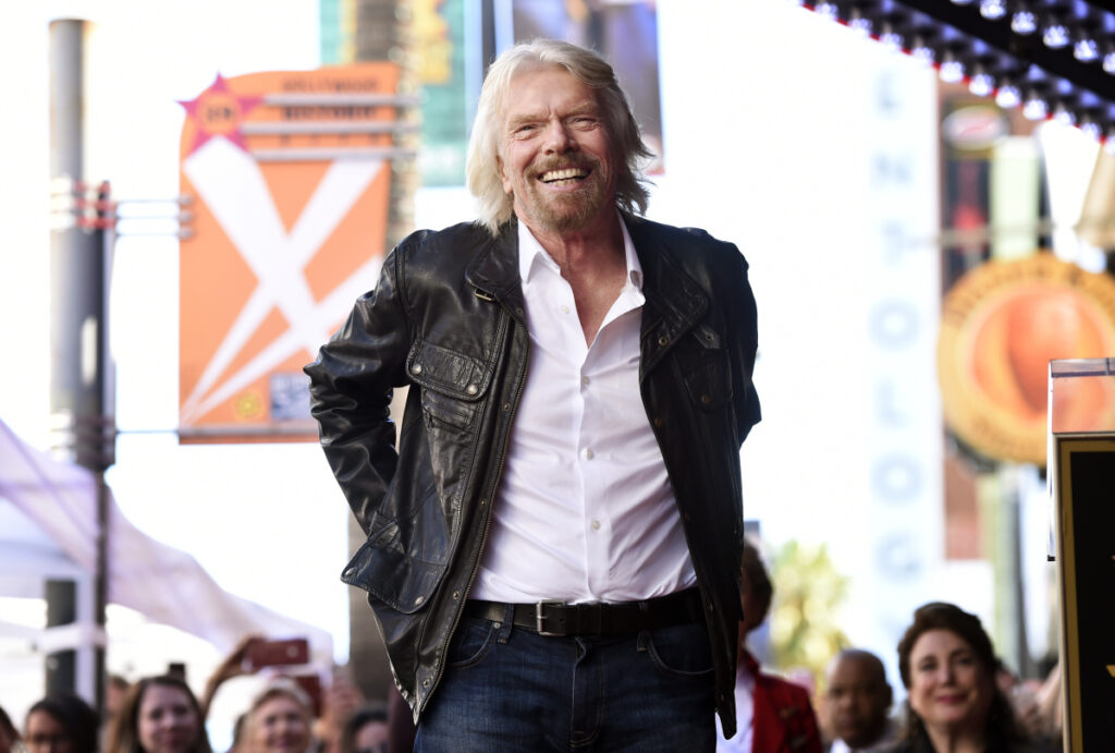 British business magnate Richard Branson is throwing a concert Friday to raise medical aid for Venezuelans.
